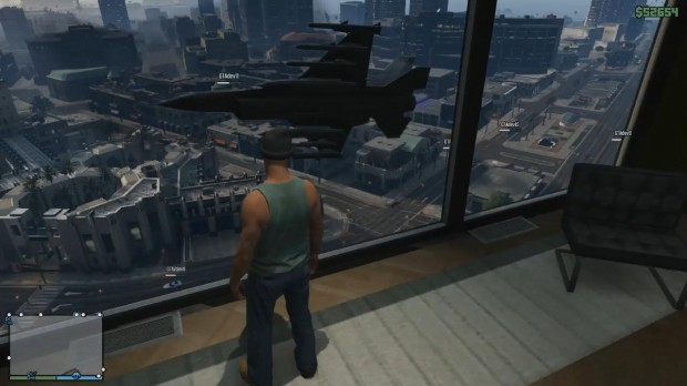 GTA V Multiplayer Teaser