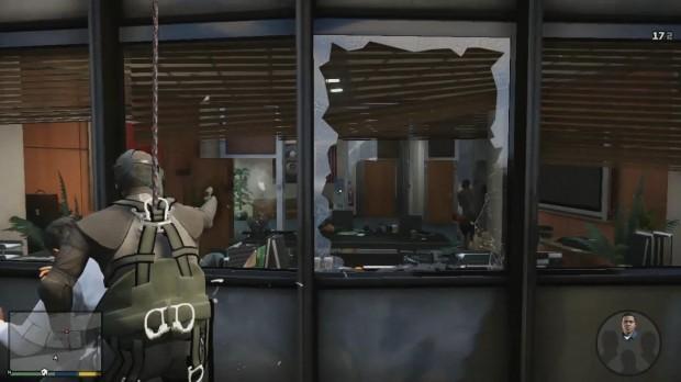 GTA V Trailer - Rappel