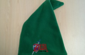 Limited Edition Zelda OOT 3D Hat
