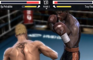 Real Boxing Vita - Blood