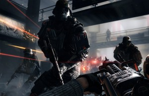 Wolfenstein: The New Order - Guards