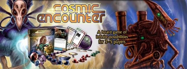 Cosmic Encounter Banner