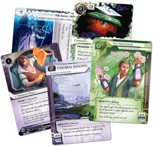 Cards like The Proffessor are great for casual players looking for something fun to do with their deck.