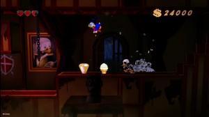 DuckTales Remastered Transylvania