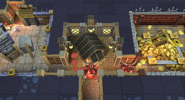 Dungeon Keeper Hatchery