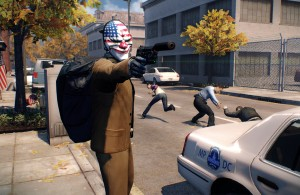 PayDay 2 - Street