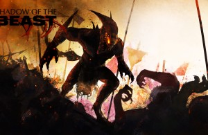 Shadow Of The Beast - Art