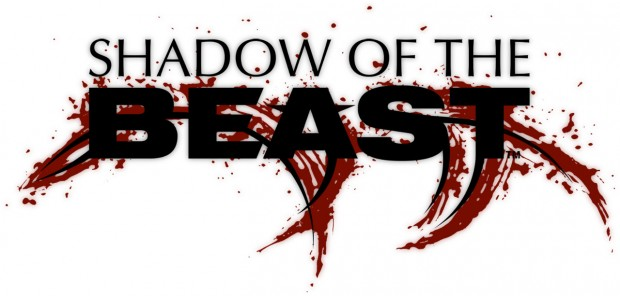 Shadow Of The Beast - Logo