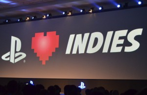 Sony Conference - PS Loves Indies