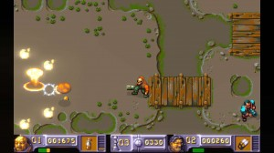 The Chaos Engine - Bridge