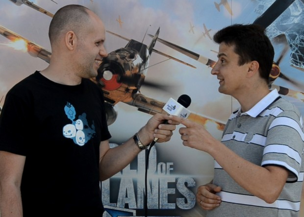 World Of Warplanes - Nick Silversides And Oleg Gotynyan