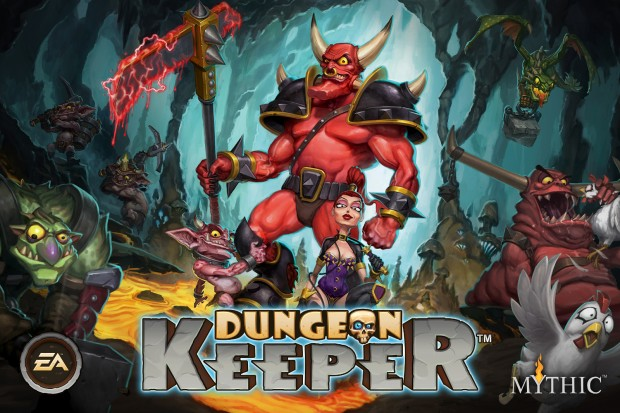 Dungeon Keeper Artwork