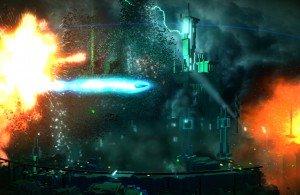 Resogun - Explosions