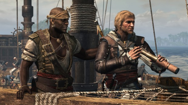 Assassins Creed IV Black Flag - Adewale Spyglass Edward
