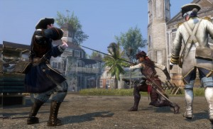 Assassins Creed Liberation HD - Aveline Whip