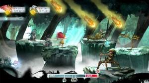 Child of Light - Aurora Combat