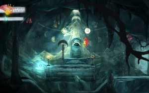 Child of Light Screenshot - Shadows