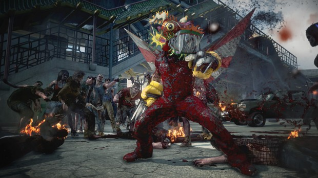 Dead Rising 3 - Mecha Dragon