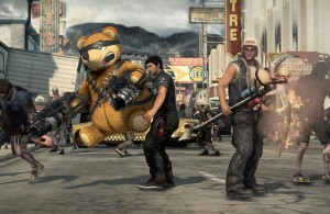 Dead Rising 3 Nick Bearinator and Dick Ultimate Grim Reaper