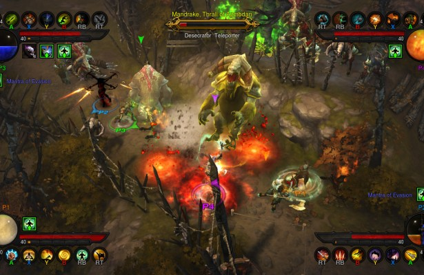 Diablo 3 Console - Boss Fight