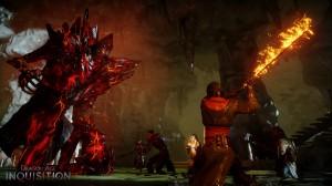 Dragon Age Inquisition - Behemoth