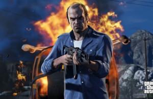 GTA V Trevor Philips Explosion
