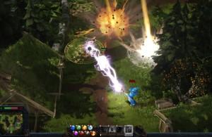 Magicka Wizard Wars - Meteor Strike