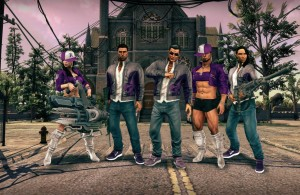 Saints Row IV GAT V Pack