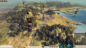 Total War Rome II - Cities