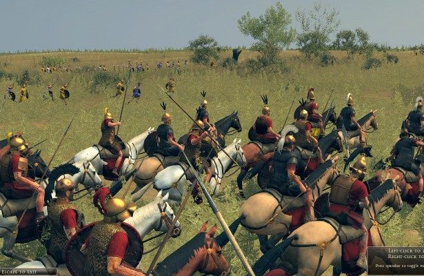 Total War Rome II - Riding To War