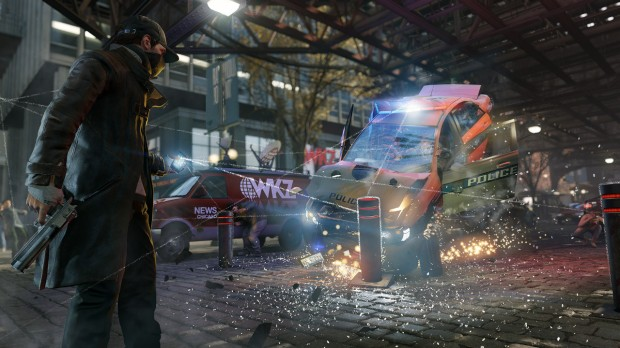 Watch Dogs - Police Takedown