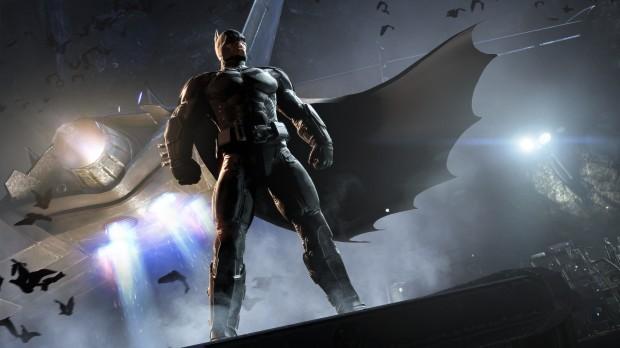 Batman Arkham Origins - Batcave