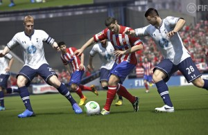 FIFA 14 - Protecting The Ball