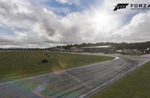 Forza 5 - Top Gear Test Track - Gambon And Stands