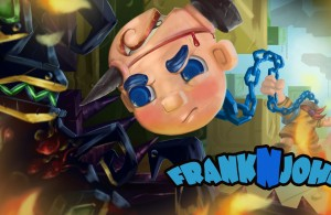 Frank N John - Poster