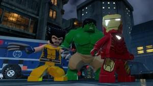 LEGO Marvel Super Heroes Raft Heroes