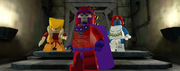 LEGO Marvel Super Heroes Raft Villains