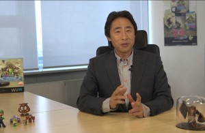 Nintendo Direct Europe October Satoru Shibata