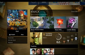 PlayStation 4 - LiveView