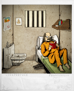 Prison Architect - Polaroid