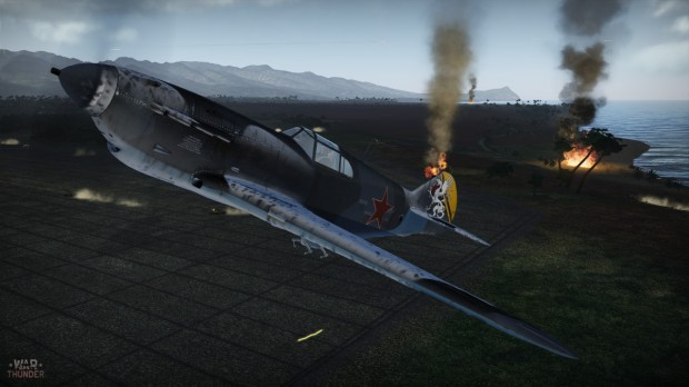 War Thunder - On Fire