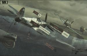 World Of Warplanes - Spitfire Mk1