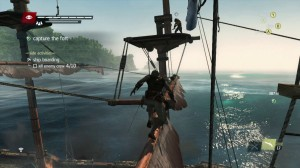 Assassins Creed IV Black Flag Ship Sails