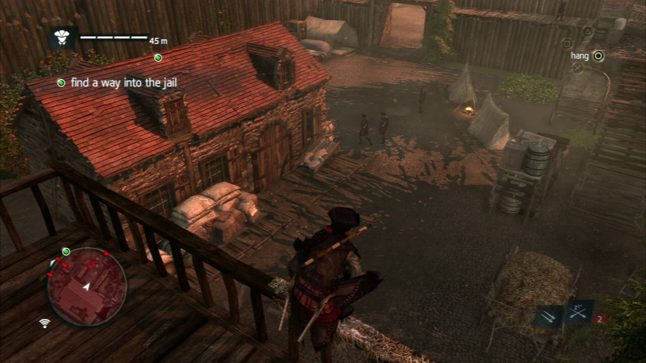 assassins creed iv black flag ps4 gameplay