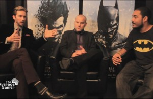 Batman Sean Tory Baker Roger Craig Smith
