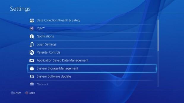 PS4 Delete 1