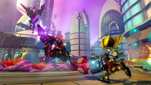 Ratchet Clank Nexus - Winterizer