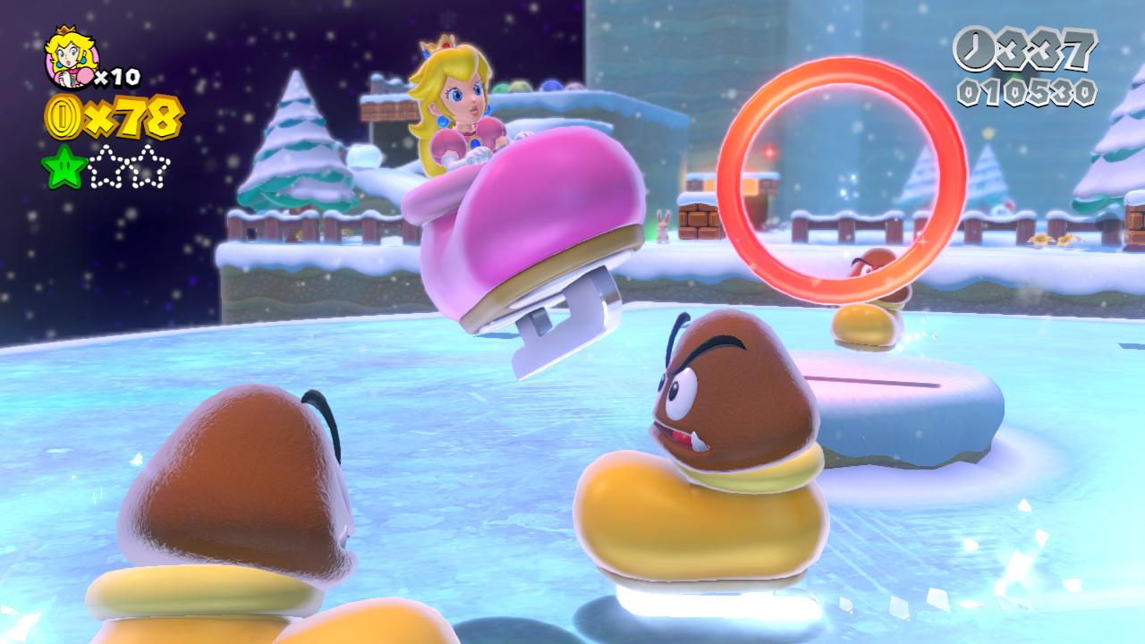 Super Mario 3D World Review (Wii U) – The Average Gamer