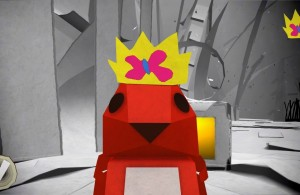 Tearaway Squirrel Crown