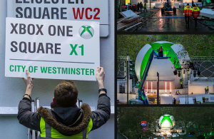 Xbox One Leicester Square